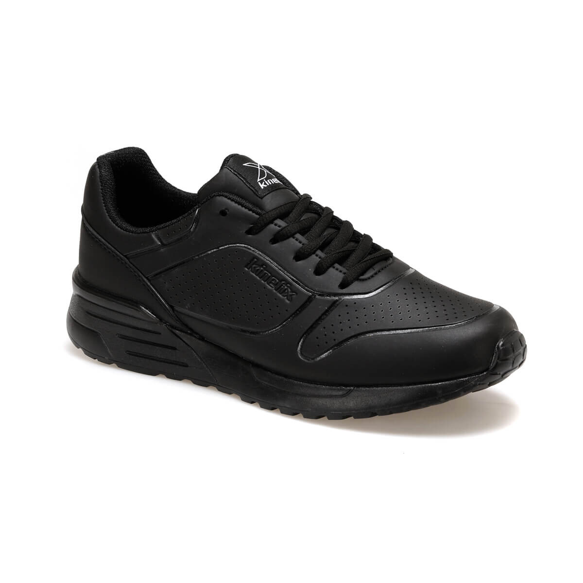 FLO NERTON W 9PR Black Women 'S Sneaker Shoes KINETIX