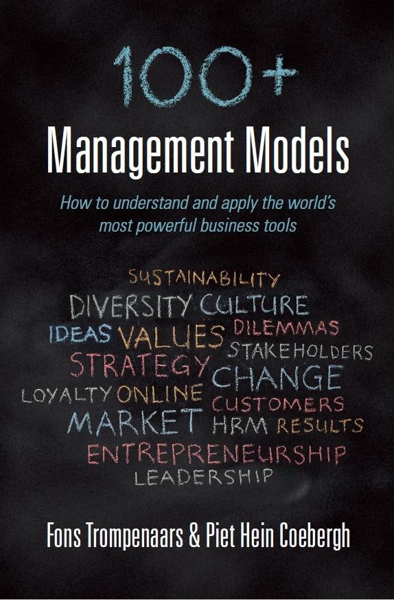《100多種管理模式:如何理解和應用世界上最強大的業務工具》封面圖片