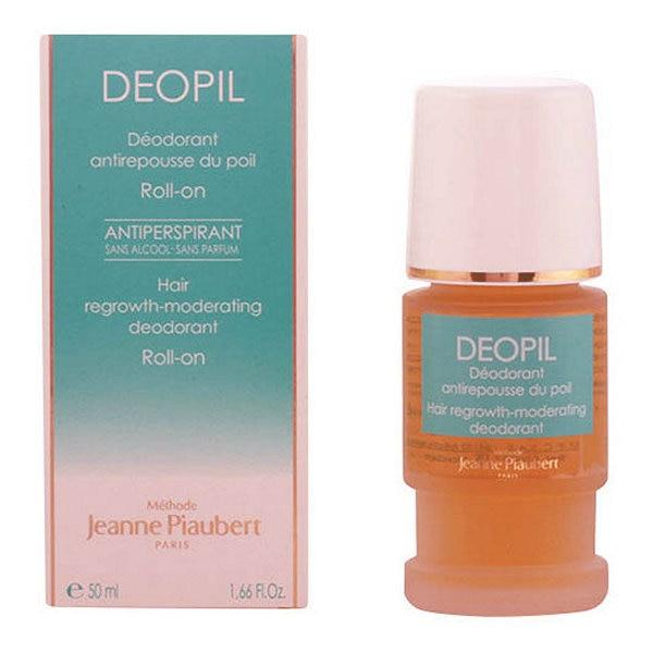 Roll-On Deodorant Deopil Jeanne Piaubert