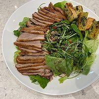 法式鸭胸沙拉(我的年菜菜单)的做法图解17