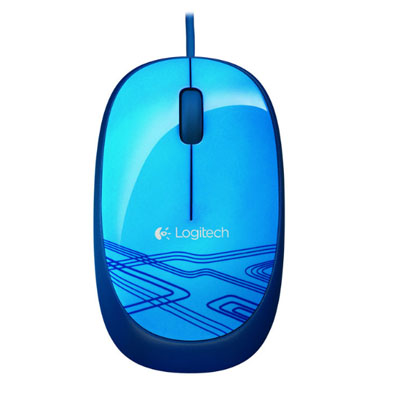 Mouse Logitech M105 P/n: 910-003114 Blue