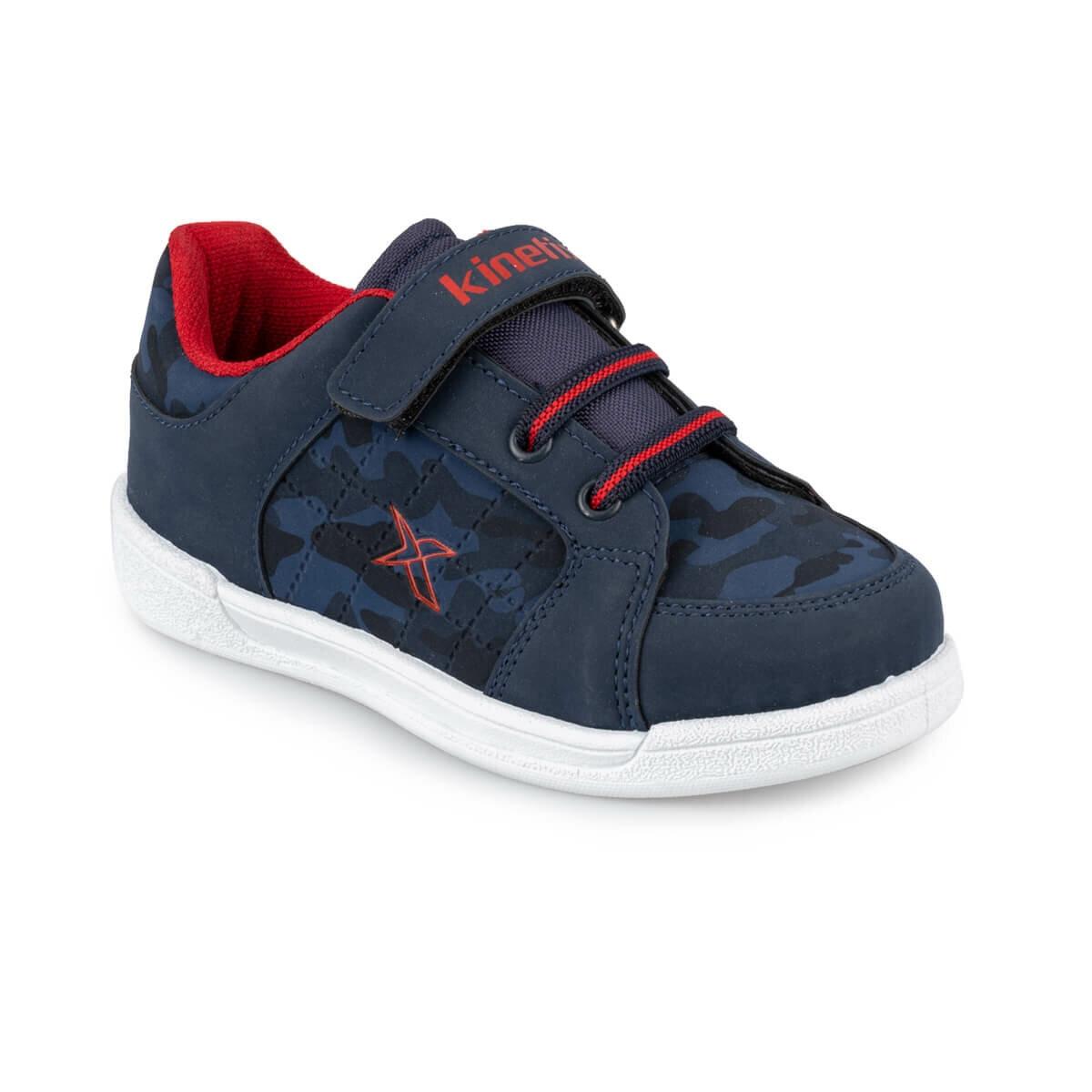 FLO LENKO C 9PR Navy Blue Male Child Sneaker Shoes KINETIX