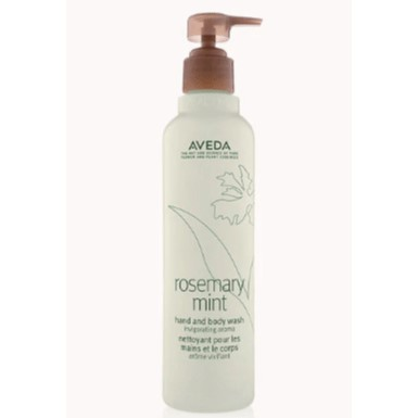 Alert Aveda Vegan Rosemary Mint Hand And Body Shower Gel 250 Ml Up-To-Date Styling