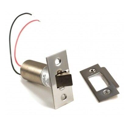 Электромеханический замок Promix SM203.10 (бывш. Шериф 3В (НЗ) Электрический замок    АлиЭкспресс