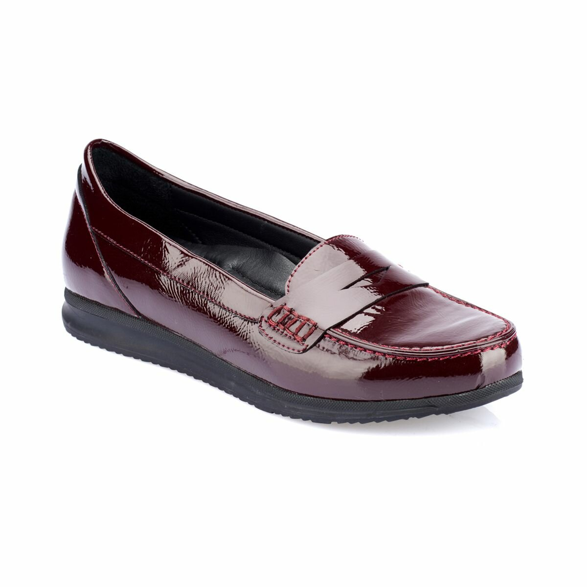FLO TRV8202R Burgundy Women 'S Shoes Polaris