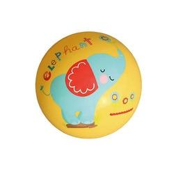 Cartoon Animal Soft Inflatable Grasp Play Ball Basketball Kindergarten Outdoor Baby Body Coordination Training Toys For Children