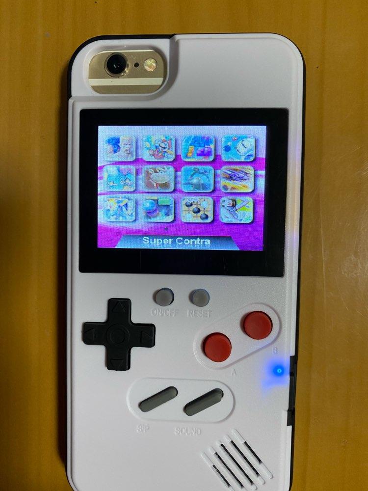 Capinha de iPhone com Game Boy photo review