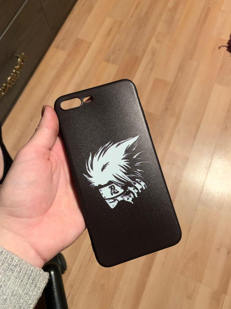 Naruto Kakashi Hatake Phone Case for Iphone photo review
