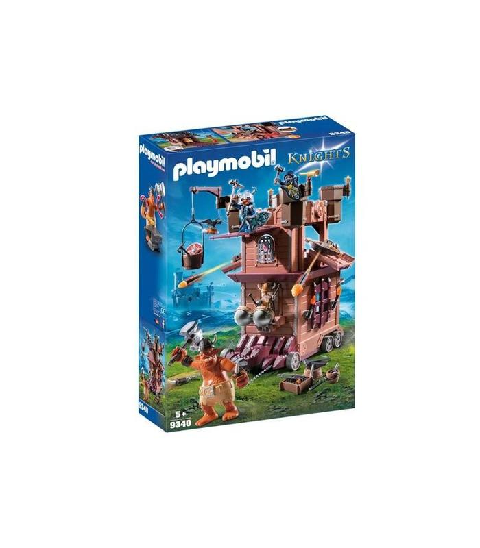 9340 Playmobil Fortress Mobile Gnomes Toy Store Articles Created Handbook
