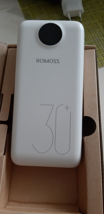 30000mAh 26800mAh ROMOSS SW30 Pro Portable Power Bank Charger External Battery PD Fast Charging LED Display For Phones Tablet|Power Bank|   - AliExpress