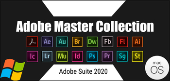 Adobe Creative Cloud 2020 Master Collection For Windows And MacOs Originel | Full Version | Lifetime Activation | ️Multilingual