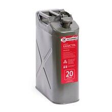Канистра топливная, сталь 20л. AUTOPROFI KAN-200(20L