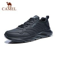 CAMEL 방수 남성 스포츠 신발, 가을 겨울 편안한 캐주얼 스니커즈, 미끄럼 방지 충격 흡수 러닝화, 플러스 사이즈, 2021