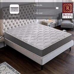 Королевский керамический матрас для сна de espuma 23 см Visco Carbono regeneration Effect твердость и адаптивность мебель кровать для спальни