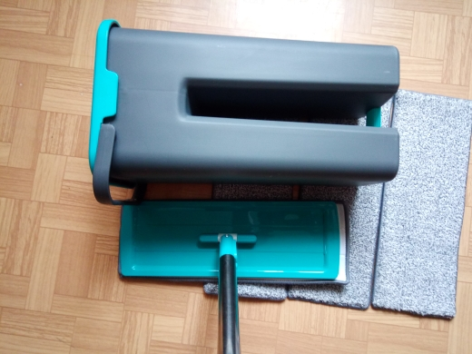 Mop with spin for washing floors SDARISB mop with bucket for floor with spin house cleaning|Mops|   - AliExpress