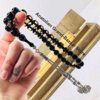 Islam Muslim rosary beads rosary bracelets for men and 33 amber rosary prayer accessories for men handmade stone turkey model 2