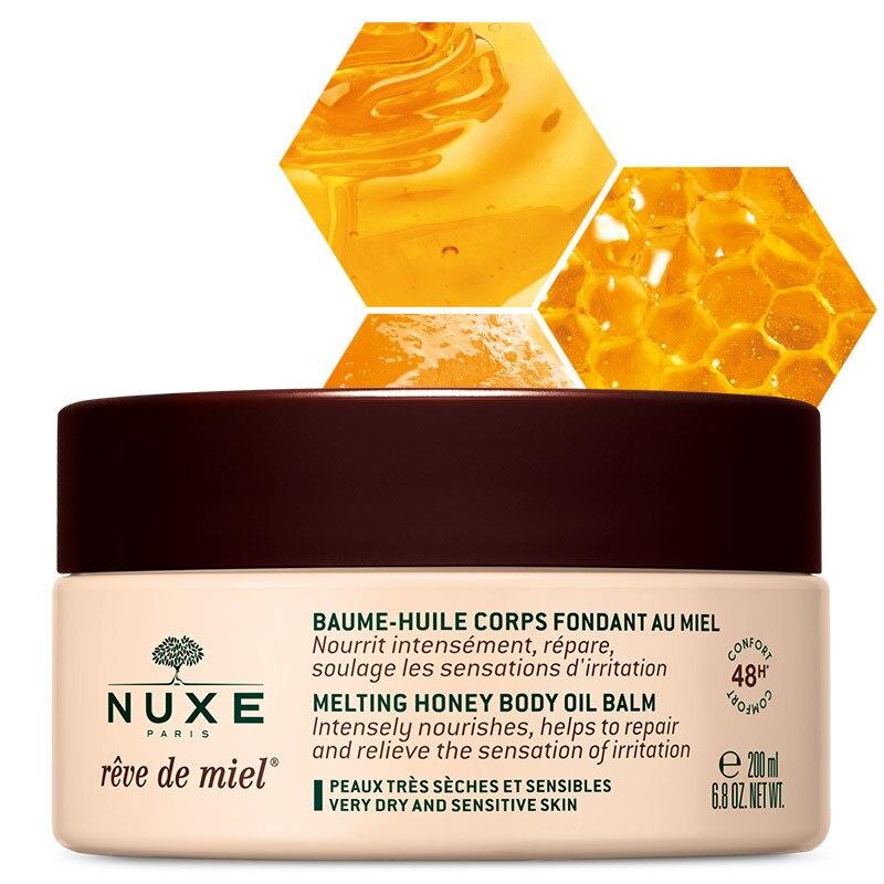 Nuxe Rêve De Miel® Oily Body Balm With Honey Extract