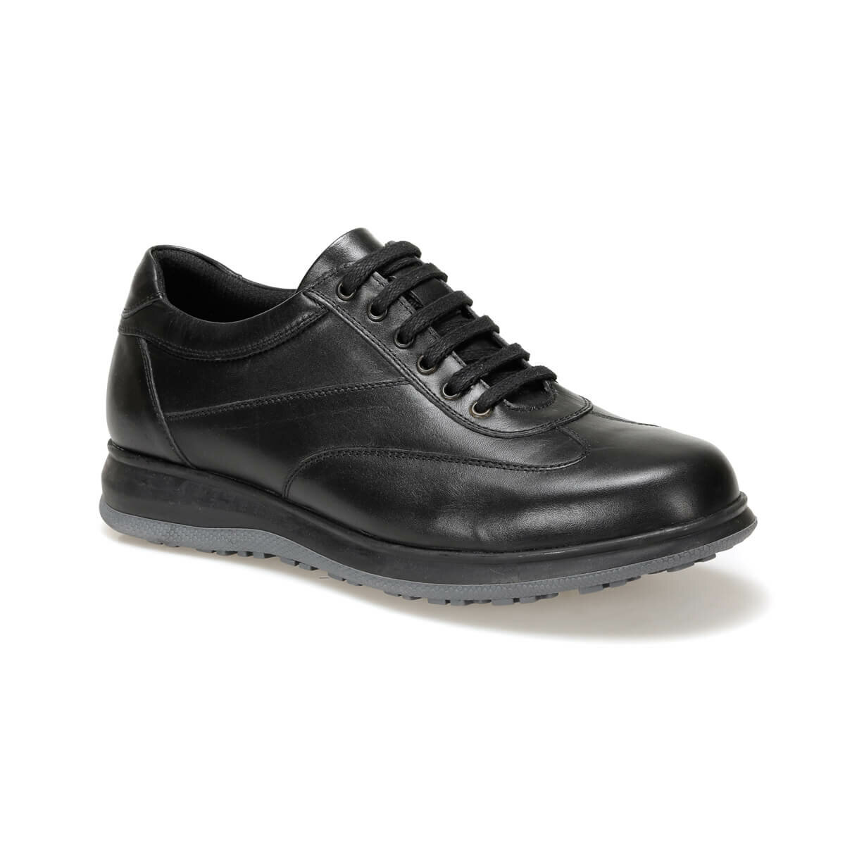 FLO COM-501 Black Male Shoes Flogart