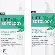 Diadermine Lift+ Botology Kırışık Karşıtı Yüz Serumu 40 ml   + Göz Kremi 15 ml -2'li Set - Etkili Bakım