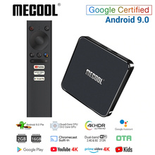 Mecool Km1 Classic Google Certified Atv Box Android 9.0 Tv
