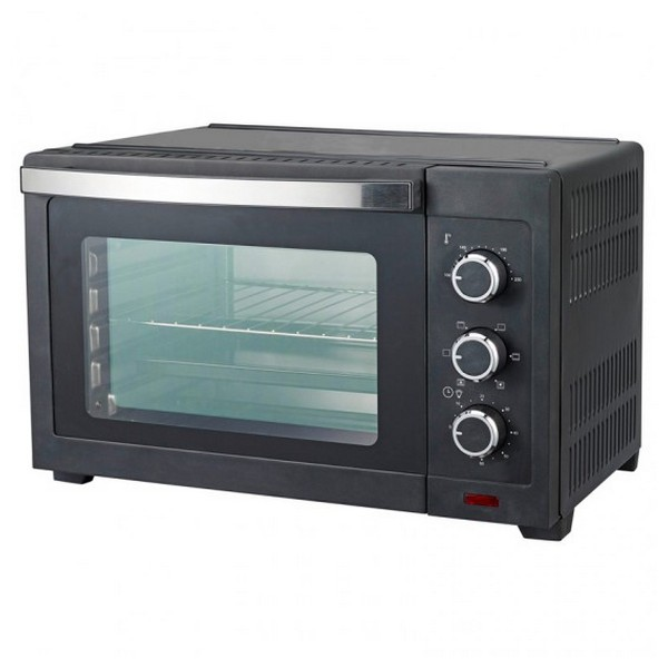 Mini Electric Oven COMELEC HO3001C 30 L 1600W Black