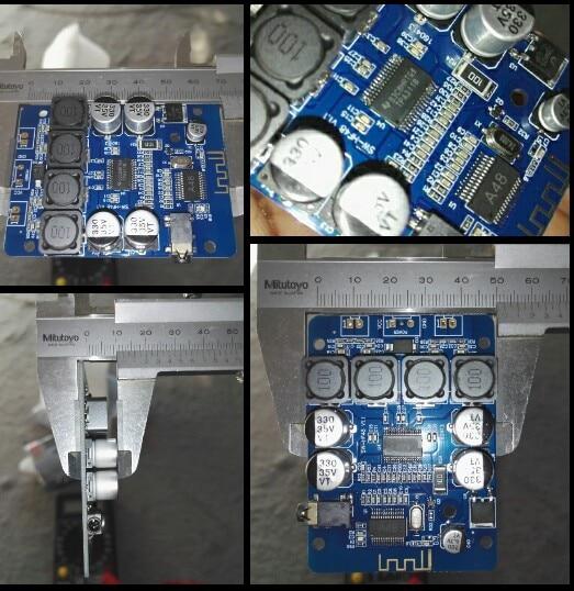 Amplificador D3-001 D3-001 Alto-falantes