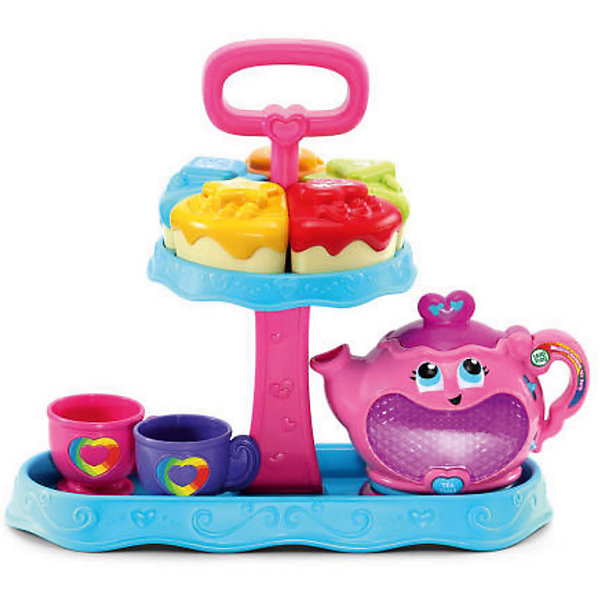 Game Set Vtech Magical Tea Set, Light/sound