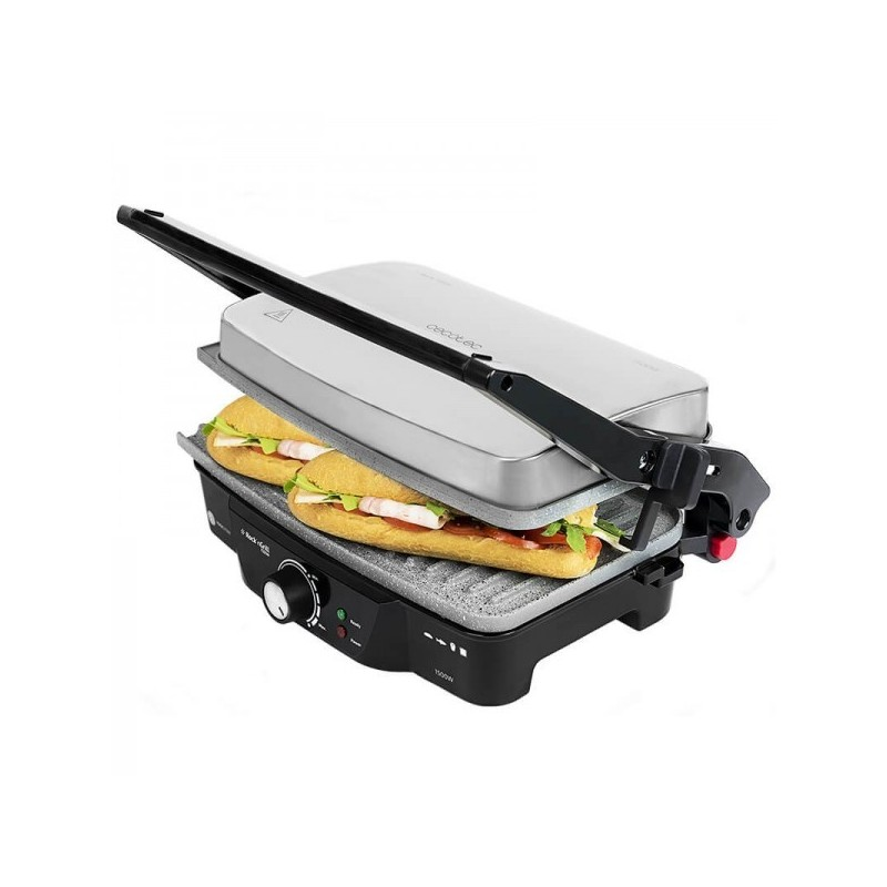 Electric Grill Rock? NGrill 1500 W