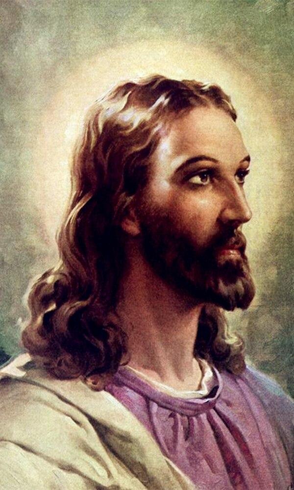 《耶稣》封面图片