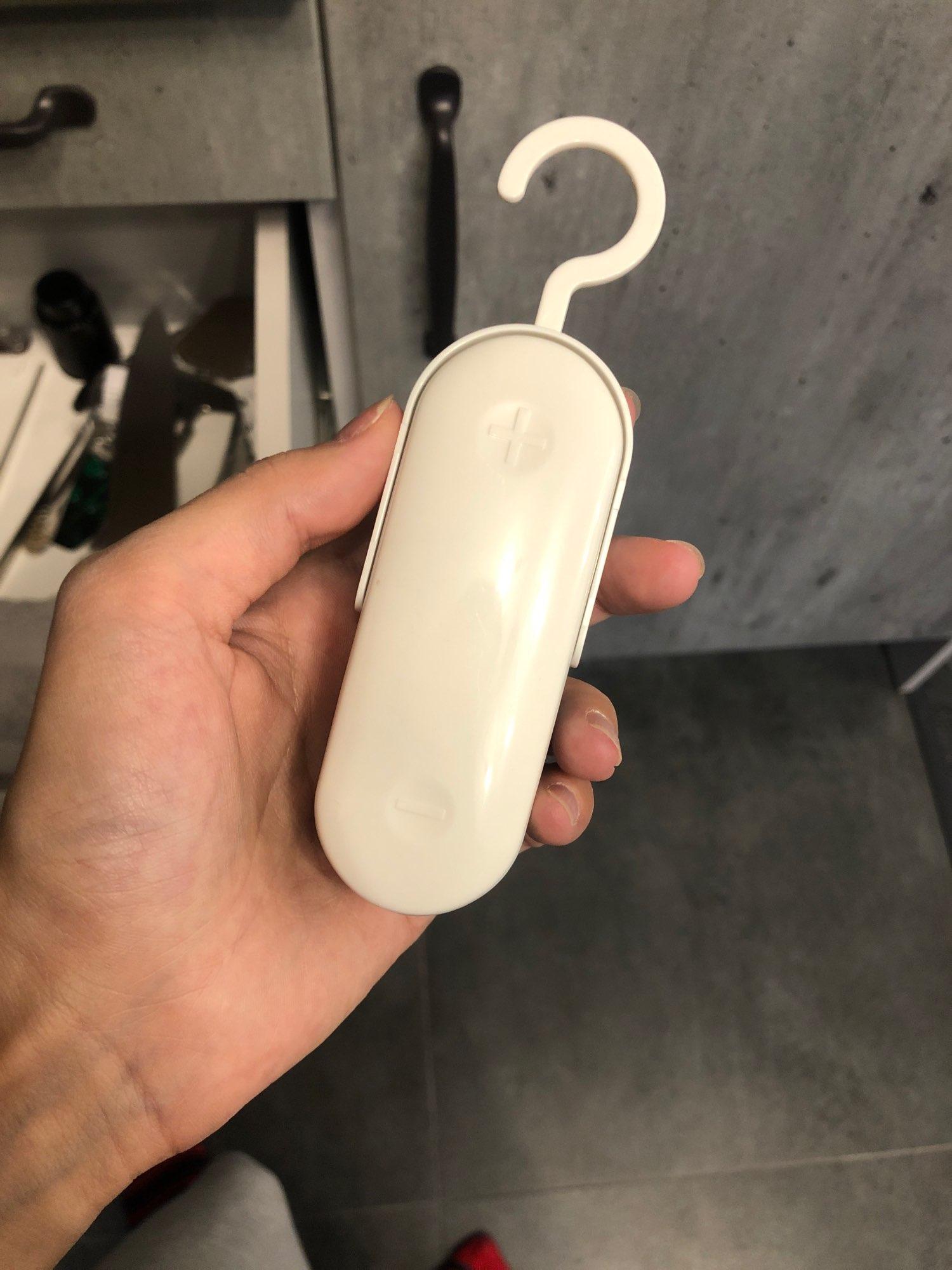 Mini Portable Bag Heat Sealer photo review