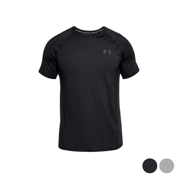 Men's Short Sleeve T-Shirt Under Armour 1323415 Black
