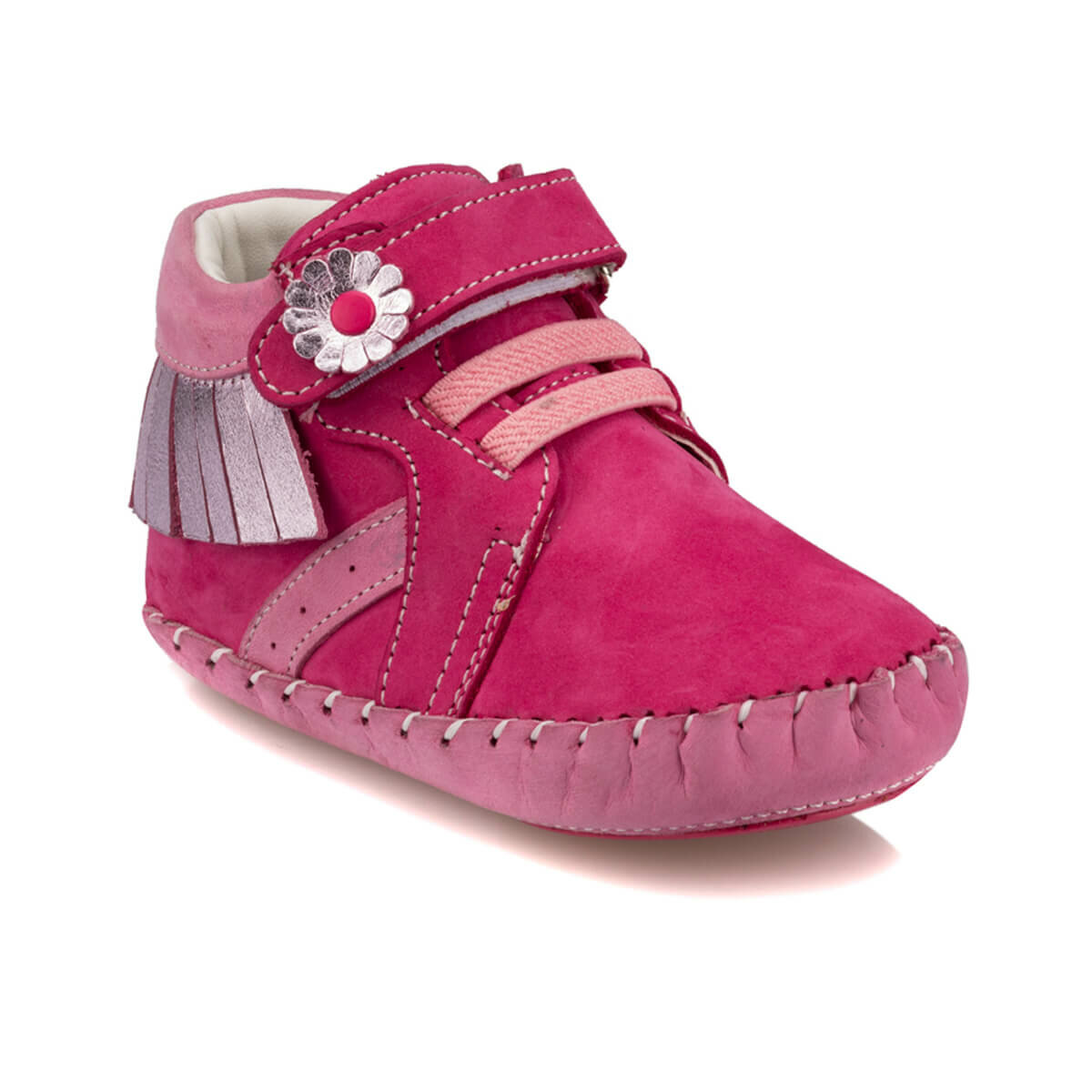 FLO 92. 511736.I Fuchsia Girls Children Boots Polaris
