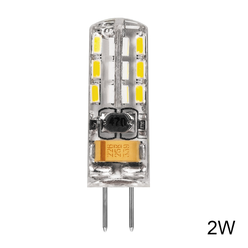 Lamp led Feron capsule G4 2W 3W 5W 7W 2700K 4000K 6400K - 2
