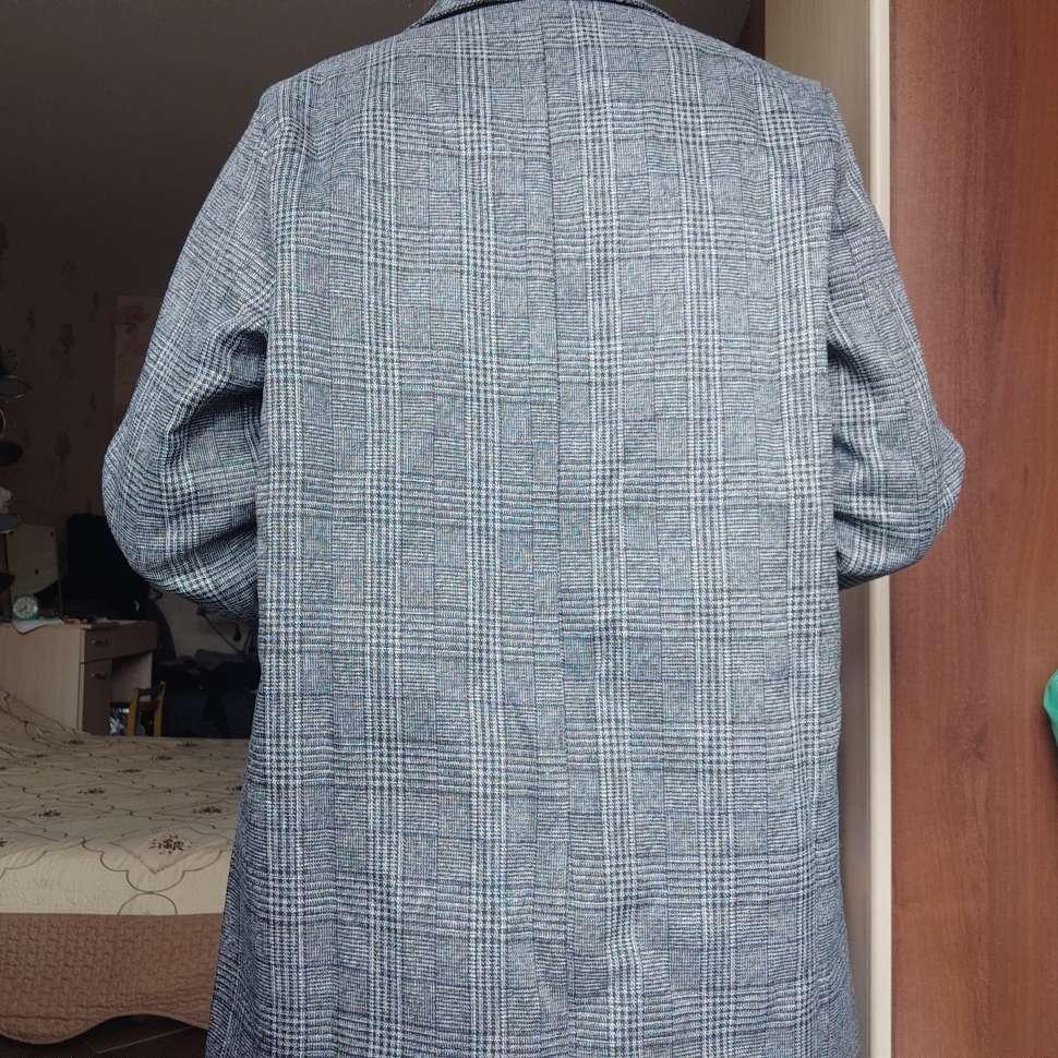 CBAFU autumn spring jacket women suit coats plaid outwear casual turn down collar office wear work runway jackets blazer N785 reviews №4 88701