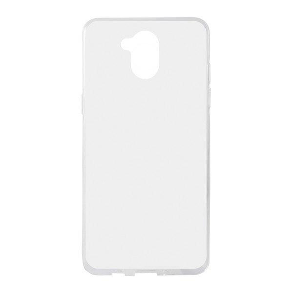 Mobile cover Honor 6c Pro Flex Transparent|  - title=