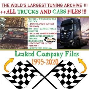 Image 2 - Winols Training Set+ Truck + (Edc17 Including) Immo Offer  + Kessv2 + Ecm Titanium + Obd + Ktag + Ksuite+ Mtx Dtc Remover + Full