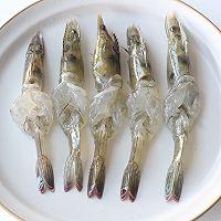 花式蒜蓉粉丝蒸虾的做法图解5