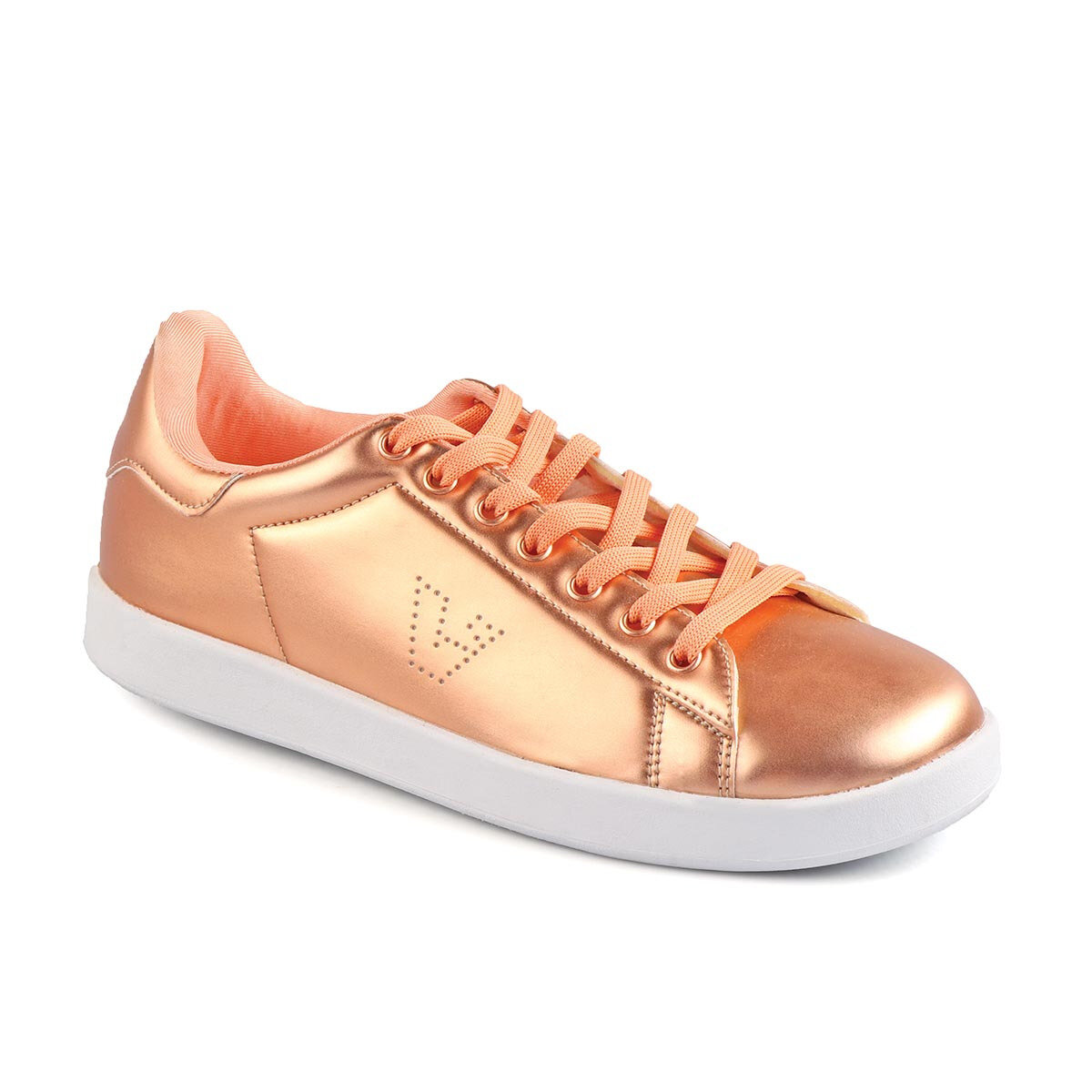 FLO 313. G19K. 201 G SPORTS Bronze Female Child Sneaker Shoes VICCO