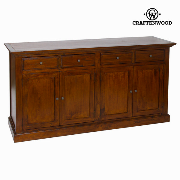4-door 4-drawer Sideboard - Serious Line Collection By Craftenwood