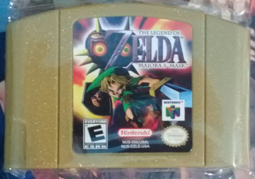 64 Bits Video Game Cartridge Games Console Card Zeld Series English Language US Version For Nintendo photo review
