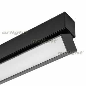 026999 Lamp MAG-FLAT-FOLD-45-S805-24W Warm3000 (BK, 100 Deg, 24 V) ARLIGHT 1-pc