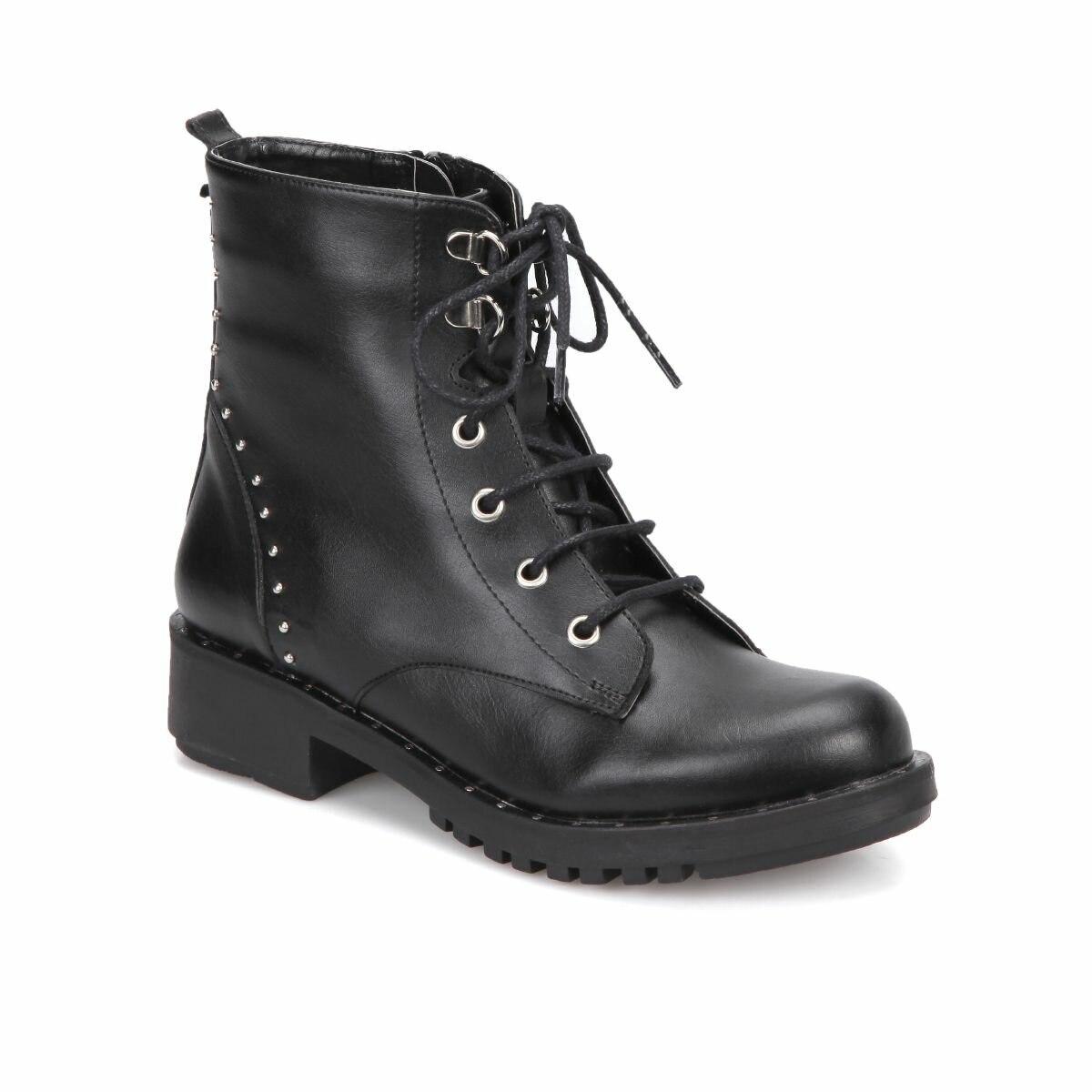 FLO Z502 Black Women Boots BUTIGO