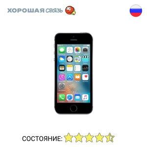 Телефон Apple iPhone SE 16Gb, уцененный, б/у, Отличное Состояние