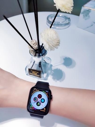 Reloj inteligente ECG resistente al agua IP68