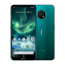 Nokia 7,2 4 ГБ/64 Гб зеленый (зеленый) с двумя SIM-картами
