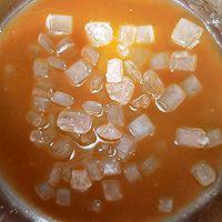 清爽利咽吃橘子——橘汁陈皮棒棒糖的做法图解3