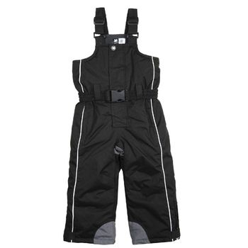 Semi-overalls warmed Chicco for boys and girls, T. Gray