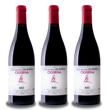 Ciguena Mencia 2018 3bot x 0,75 cl., Red Wine from Bierzo, Red wine 6 months in oak. Wine from Spain