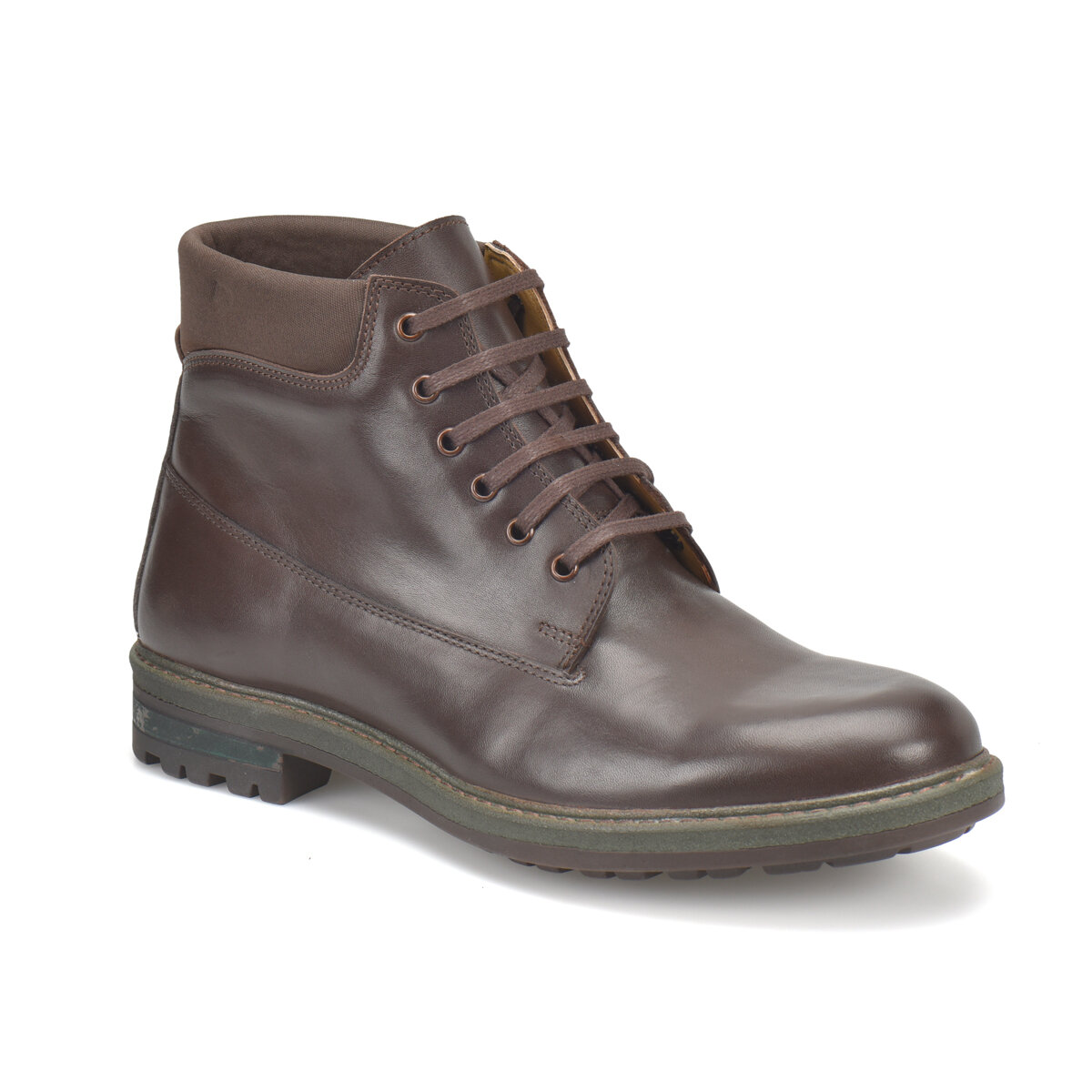 FLO 4211 Brown Men Boots Garamond