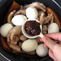 #福气年夜菜#电饭煲卤鸡爪的做法图解5